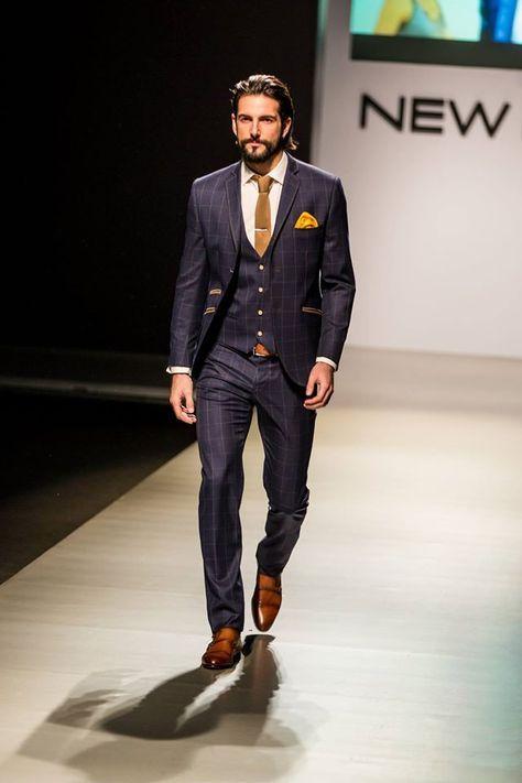 Excelente home Suits, Men Style, Mens Fashion,Navy Suit.