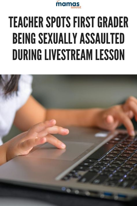 Chicago PD are investigating the alleged sexual abuse of a 7-year-old who was assaulted during a virtual class last week her teacher was the first to notice. #ChildTragedy
