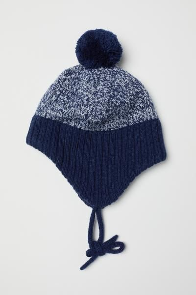 7fbd35fe1 Fleece-lined Hat | •jett's christmas list 2018• | Knitted hats, Kids ...