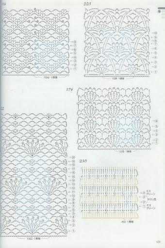 Crochet Patterns Book 300 – 新 – Webová alba Picasa