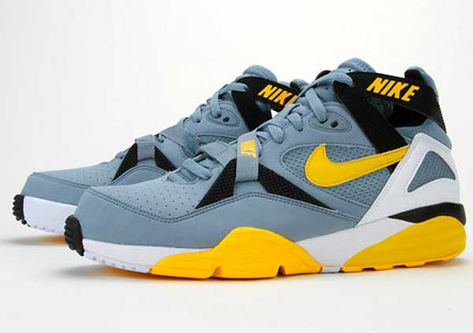 Nike Air Trainer Max '91 Stone Grey