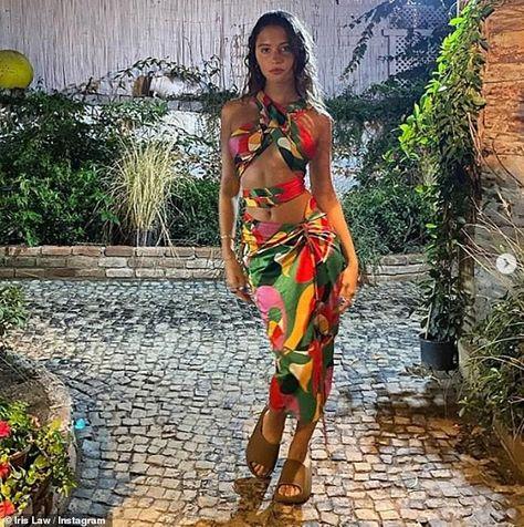 Fashion Killa, Look Fashion, Fashion Beauty, Fashion Outfits, Ibiza, Summer Outfits, Cute Outfits, Hot Girls, Wrap Dress