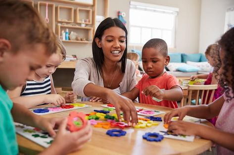 Why your child's preschool teacher should have a college degree