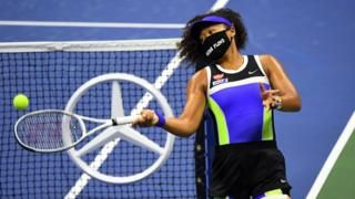 The Black Victims Honoured In Naomi Osaka S Us Open Masks Bbc News In 2020 Racial Injustice Osaka She Mask