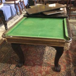 Riley 6ft Antique Snooker Dining Table