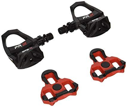 Exustar E Pr2 Bk Road Clipless Pedal Black Review Pedal Best
