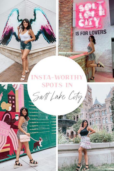 Insta-Worthy Spots in Salt Lake City