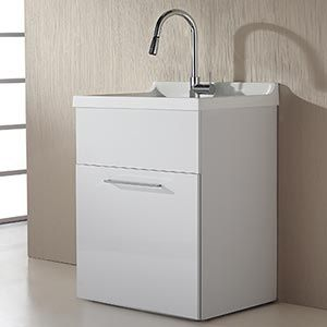 Bathroom Renos Laundry Sink, Laundry Room Sink With Cabinet Costco