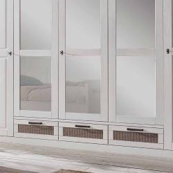 Schlafzimmerschrank Im Landhausstil Weiss Abschliessbar Nature Dreamnature Dream Cabinet Home Decor Furniture