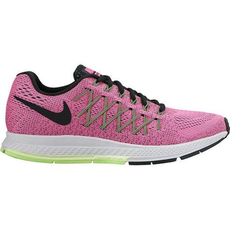 sale retailer 27293 6e5ba Nike Air Zoom Pegasus 32 Running Shoe - Women s Pink Pow Barely Volt Ghost  Green Black