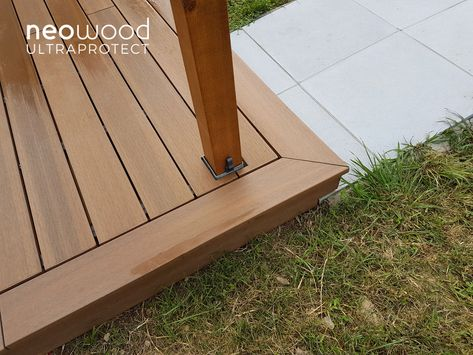 Terrasse Bois Composite Neowood Ultraprotect Teinte Teck