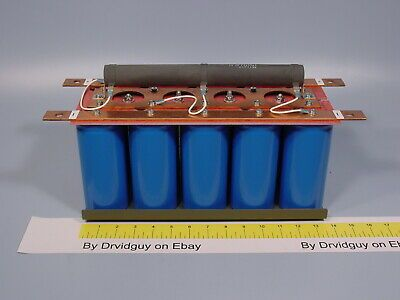 Apc S72 130084 03 Capacitor Bank Assembly Bank Of 10 2 200uf 350vdc S72 130084 Capacitor Apc 10 Things