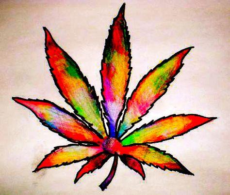 Pot Leaf Character