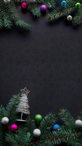 Pin Oleh Radhwa Raihanah Di Animasi Selamat Natal Ornamen Natal