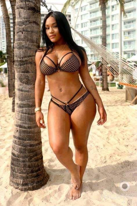 Hot ebony girls