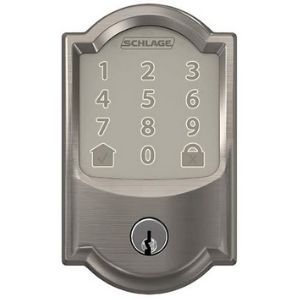 Best Electronic Smart Door Locks Of 2020 Safewise In 2020 Smart Lock Schlage Smart Door Locks