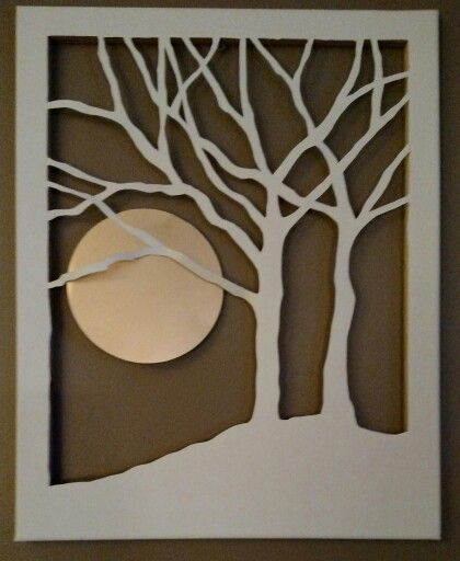 Pin On Canvas Cutouts