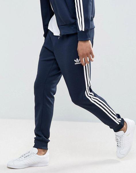 sports shoes huge sale buy popular adidas Originals Superstar Cuffed Track Pants AJ6961 | Mens ...