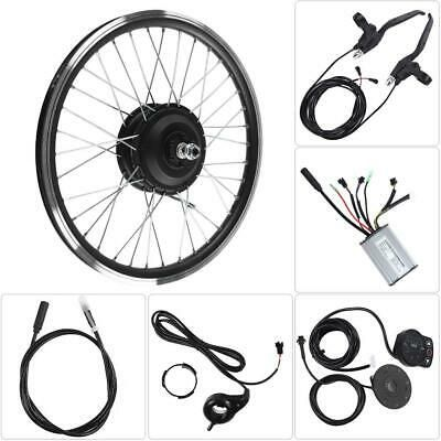 Sponsored Ebay Electric Bicycle Conversion Kits 36v 48v 250w Motor Kt900s Led Display 20 Wheel With Images Electric Bicycle Conversion Kit Electric Bicycle Bike Kit