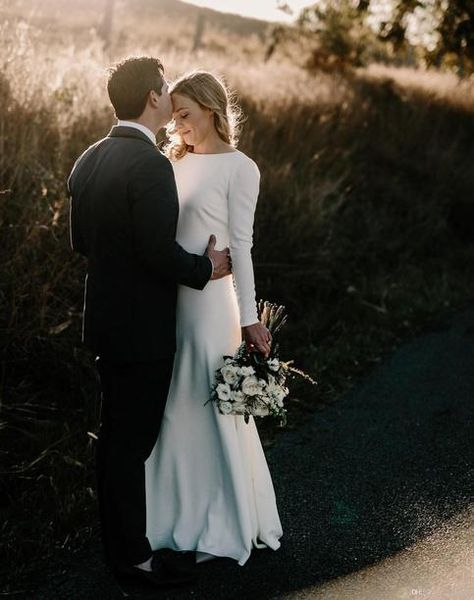 Ivory Mermaid Wedding Dresses Country Style Long Sleeve Backless Button Covered Beach Bridal Gowns Elegant Wedding Reception Gowns For Women sold by Wedding store. Shop more products from Wedding store on Storenvy, the home of independent small businesses all over the world.