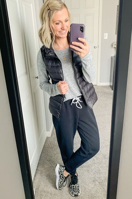 How to Wear Joggers and Still Feel Put Together