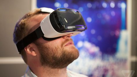 Samsung's Gear VR is a portable Oculus Rift for the Galaxy Note 4
