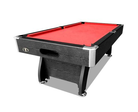 7ft Mdf Pool Table Snooker Billiard Table With Full Accessories