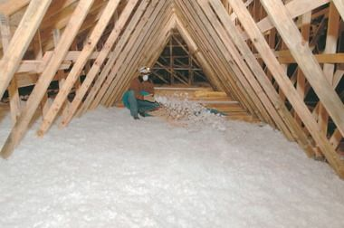 Cose Unveils Statewide Energy Efficiency Funding Program To Lower Utility Bills Attic Insulation Attic Remodel Types Of Attic Insulation