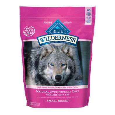 Small Breed Wilderness Chicken Adult Dry Dog Food Dog Food