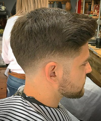 15 Awesome Types Of Fades Men S Hairstyles Fade Haircut Low Fade Haircut Faded Hair