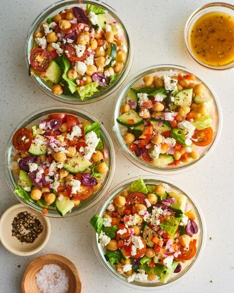 A meal prep plan designed for the hottest days of summer. READ MORE...