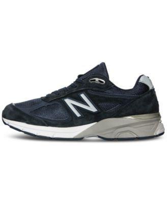 new balance men's 990 running shoes