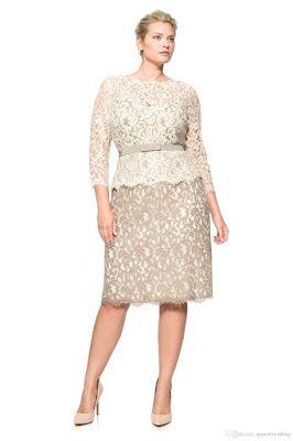 zapatos clasicos amplia gama colección de descuento Vestidos de madrina de boda tallas grandes   boda Alexandra ...