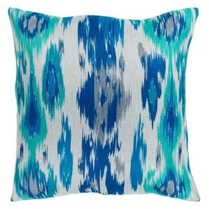 Blue Sham Select size Blue Mali  Birch Frost Pillow Cover Made in USA