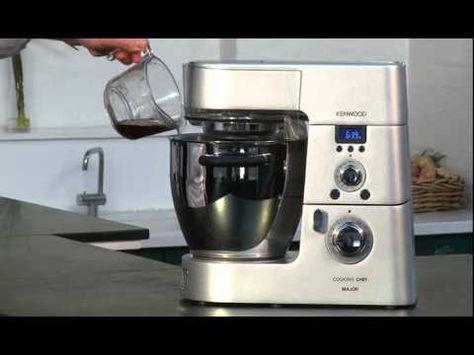 Kenwood Cooking Chef KM 096 l\'alternativa al Bimby | Ricette da ...