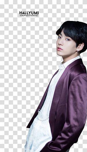 Bts K Pop N O Japanese Ver Dancer Jungkook Transparent Background Png Clipart People Sitting Png Girls Illustration Wearing Purple