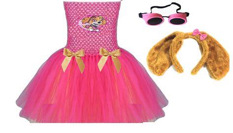 #pawpatrol #skye #tutu #halloween2020 #halloweenstrong #puppypower #girlsrulethe world #pink #sweet #babygirl