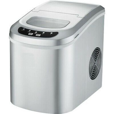 Details About Ice Maker Frigidaire Compact Countertop Ice Cube