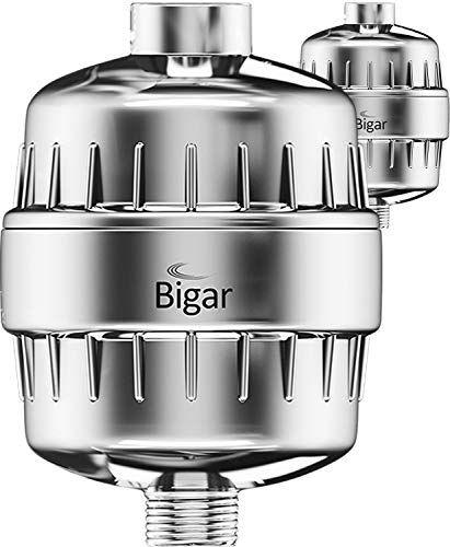 Bigar 2pack Silverpure 12x Nano Vitamin C Water Softener
