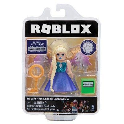 Roblox Royale High School Enchantress Core Figure School Pencil Case Roblox Enchantress