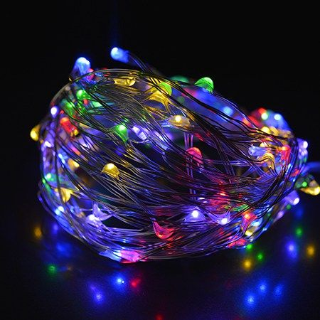 LED Series Lights Multicolors | Decoration Lights | Lighting