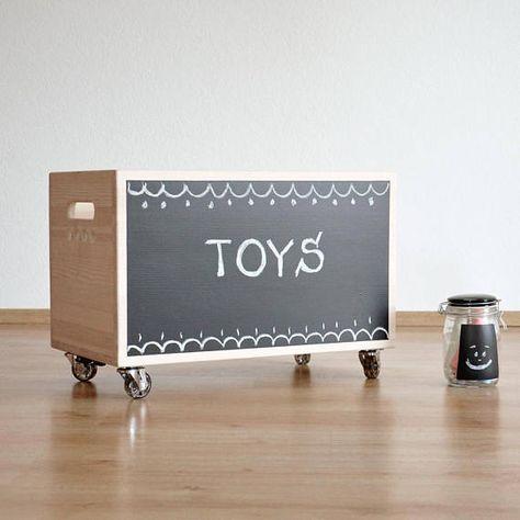 Personalized Toy Box For Kids Toys Toy Organizer Big Toy Chest Pine Toy Box Nursery Storage Storage Bin White Wooden Box Obrobka Drewna Biblioteczki I Meble