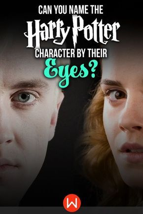 Harry Potter Quiz: Can you name the character just by their