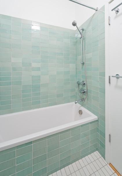 Architect Visit Manifold Architecture Studio In New York Remodelista Tile Bathroom Glass Bathroom Glass Tile Bathroom