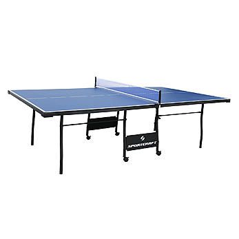 Sportcraft Victory 15mm Table Tennis Table Blue Table Tennis