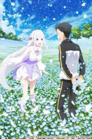 Re Zero Kara Hajimeru Isekai Seikatsu Memory Snow Anime Images Anime Romance Anime