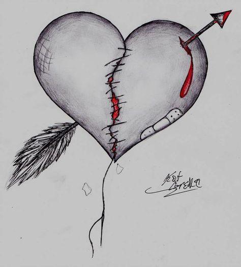 27 top idées de dessins de cœurs