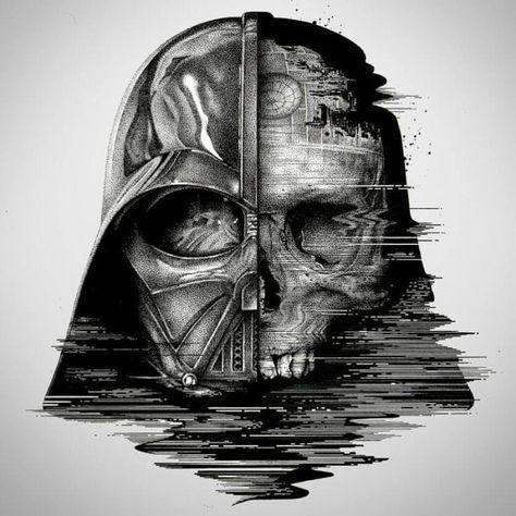 Death vader By Paul Jackson                                                                                                                                                     Plus