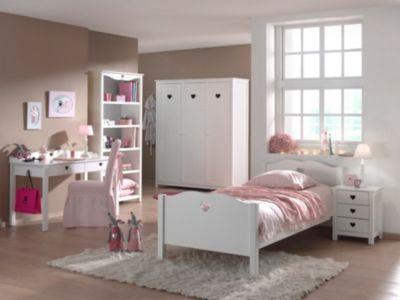 Schlafzimmer brombeer ~ Schlafzimmer mit bett cm weisseiche lavafarbig woody