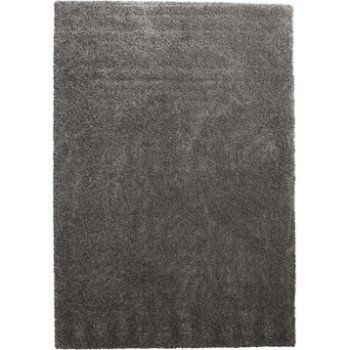Tapis Taupe Shaggy Lizzy L200 X L290 Cm Leroy Merlin